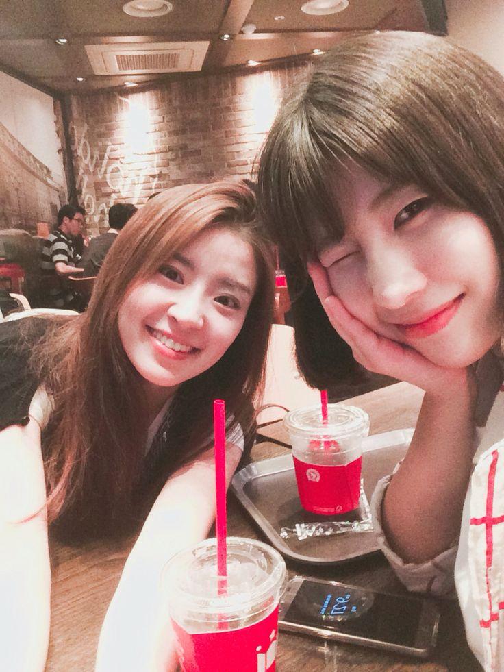 Korea Hongik University friend