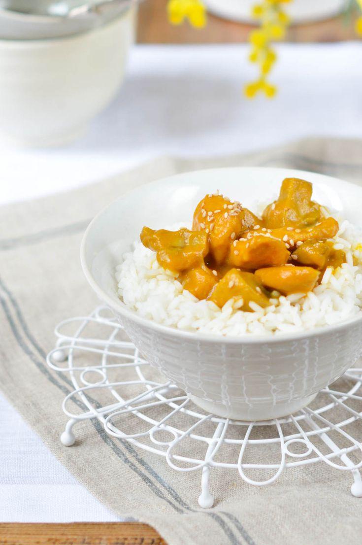 Entra a ver como hacer Curry de pollo de manera fácil y detallada