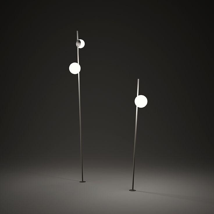 JUNE - Lámparas de exterior-Suelo | Vibia