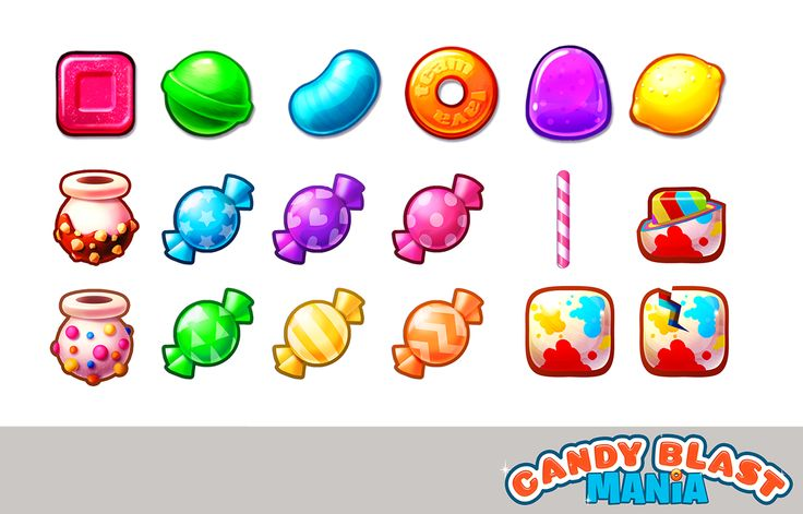 https://www.behance.net/gallery/25969751/Mobile-game-works-1
