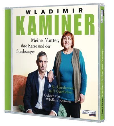 Wladimir Kaminer – nicht über Russendisko, nicht über Schrebergärten, nicht über…