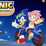 Moto de Sonic - Juegos gratis