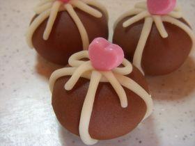 「【バレンタイン】ハートのギフトボックス」ぴいちゃん+(ぴいちゃんぷらす) | お菓子・パンのレシピや作り方【corecle*コレクル】