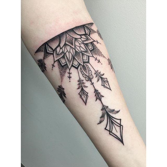 Inner Elbow Mandala Tattoo: 138 Best Images About Mandala Tattoo On Pinterest