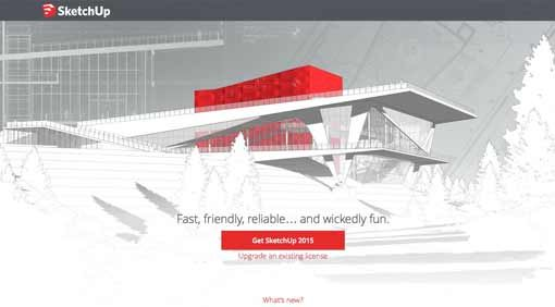 SketchUp 2015 Comes Out With a Colossal Popularity: It is good news for SketchUp enthusiasts. Trimble has launched the latest version of SketchUp. It is SketchUp 2015. It is easily downloadable.