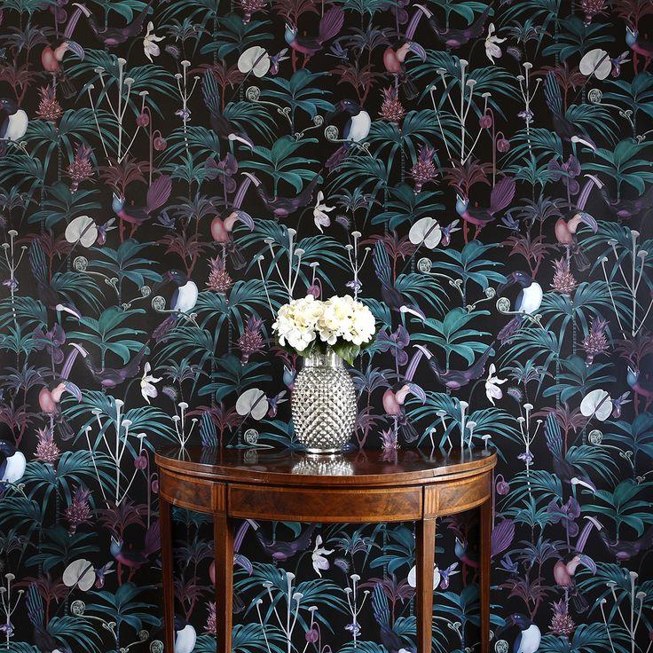 Xanadu Dark Wallpaper