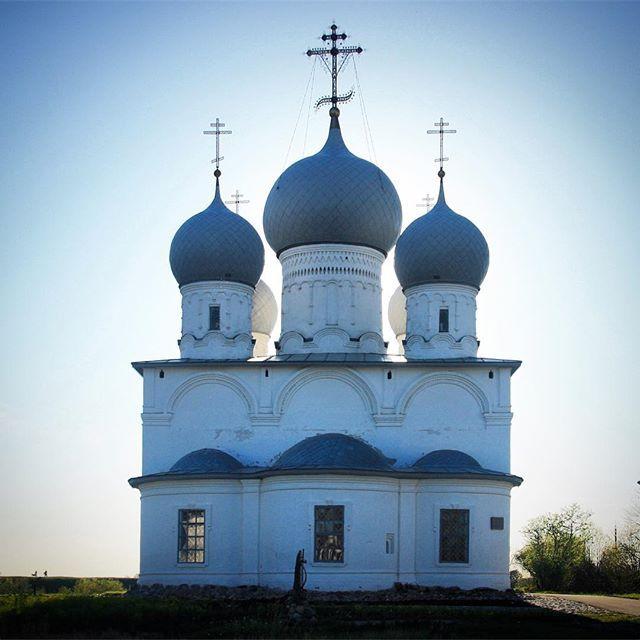 Белозерск. Вологодская область. Спасо-Преображенский собор. Belozersk. Vologda region.