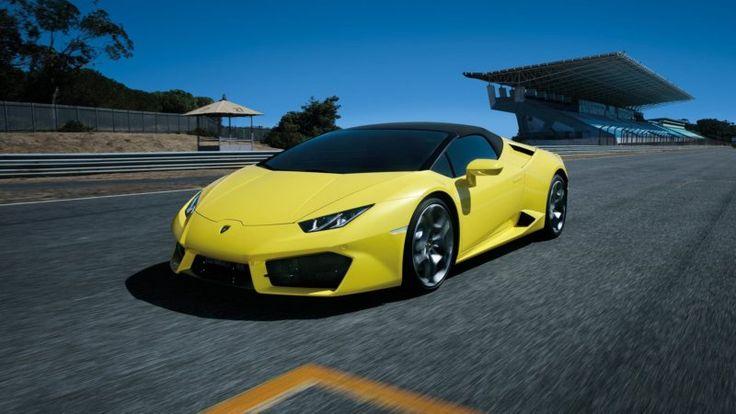 Lamborghini's New Raging Bull Appears