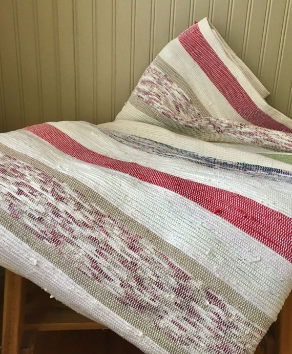 Catalonia for double/queen bed. Done at the loom. Reinvented