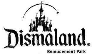 "Banksy unveiled a new art exhibit/theme park called ""Dismaland"""