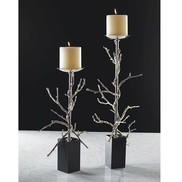 Global Views Twig Chandelier: 1000+ Ideas About Small Candles On Pinterest