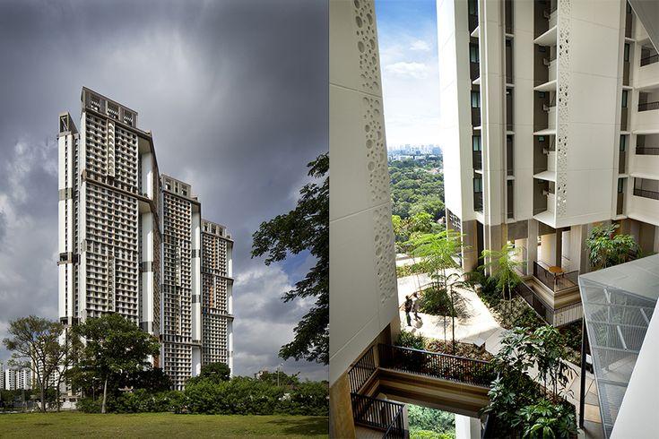 Вертикальная деревня: как выглядят лучшие небоскребы 2016 года :: Дизайн :: РБК…