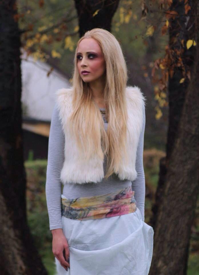 Wonderland/when winter come to town   Photographer: Krisztina Papp, Makeup: Andrea Muha, Model: Vivienne Papp  2014 Budapest