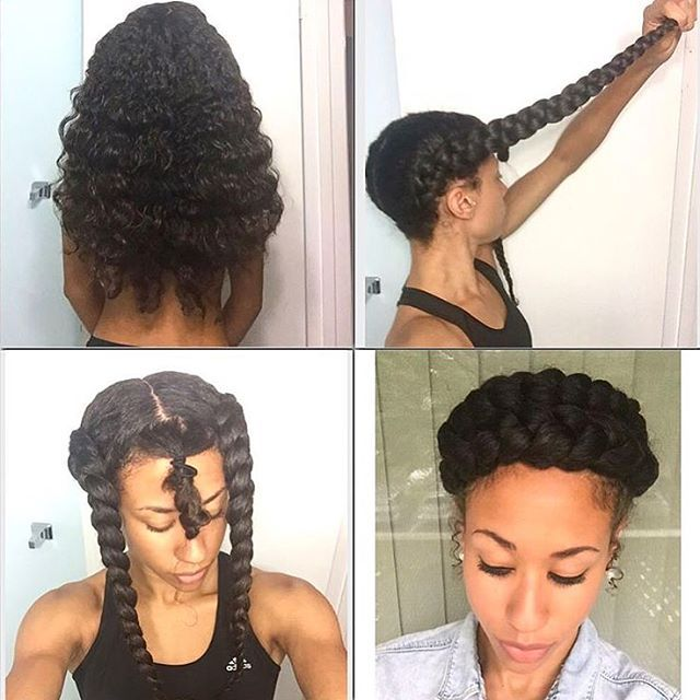 protective styles for long natural hair hairspiration by kissmyspikez quot for the braid halo 6457 | 8a9bfd1de06d843edbcc230214f87bc5 cute hairstyles protective hairstyles