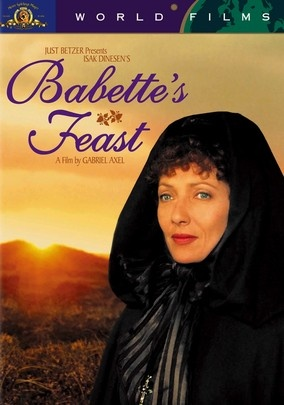 Babette's Feast, winner of an Oscar for best foreign film, is one of favorite foreign film of all times. The cinematography is exceptional and acting and script is just fantastic. Babette, a French woman, shows up at a small Dutch village and seeks refuge. When they take her in, she prepares a feast that is beyond anyone has seen before. The poignant storyline really touches your heart and you appreciate the characters as you journey through the movie. Excellent.