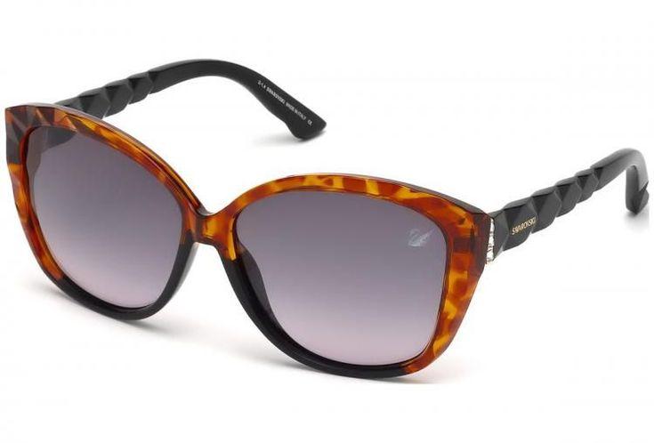 Buy Swarovski Sunglasses For Woman , 60, 664689649426 - Eyewear | KSA | Souq