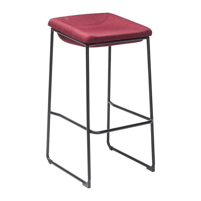 finest tabouret de bar shape rouge kare design with kare design caen. Black Bedroom Furniture Sets. Home Design Ideas