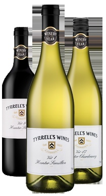 Tyrrell's Winemaker's Selection is one of Australia's oldest and most awarded collection of wines, adhering to timeless styles that transcend trends and fads. These five individual wines, all originate from Tyrrell's finest and oldest vineyards around their historic Pokolbin winery in the Hunter Valley, New South Wales.