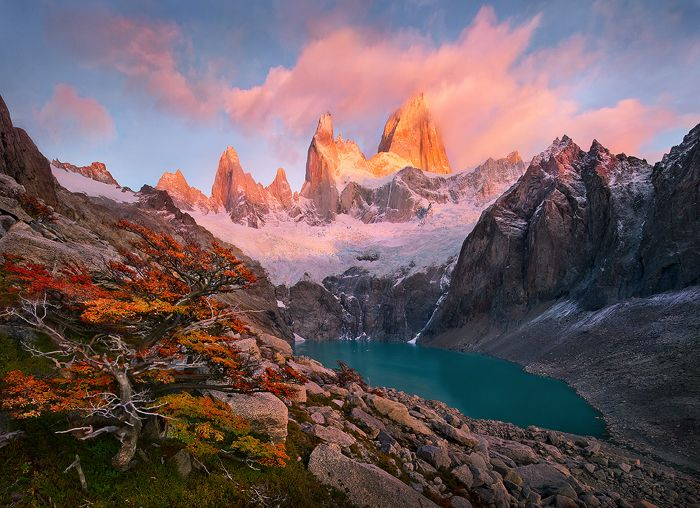 Patagonia, Argentina. Patagonie, Argentine