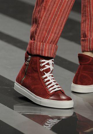 Los 35 zapatos de hombre para el verano 2013 Canali