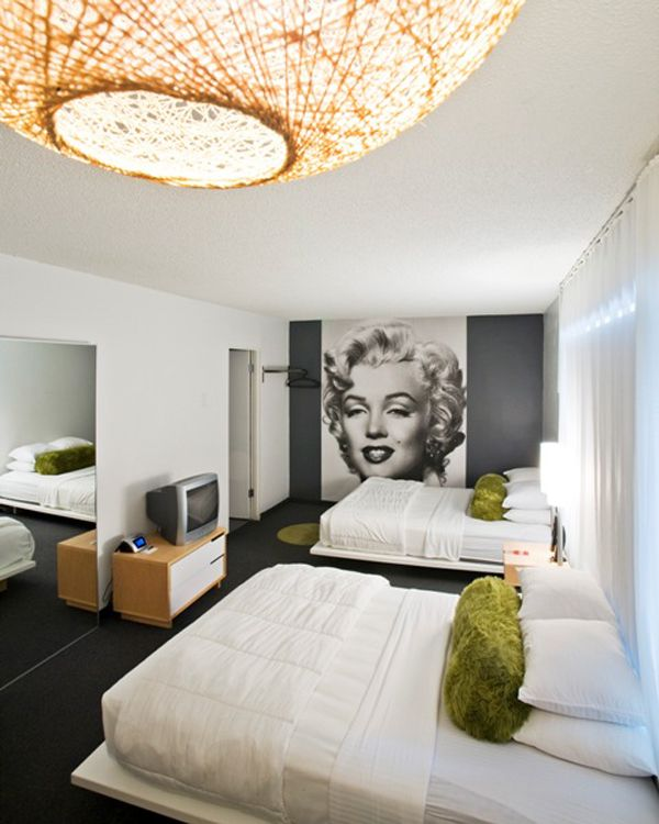 20 best 20 Marilyn Monroe Room Ideas images on Pinterest Marilyn - marilyn monroe bedroom ideas