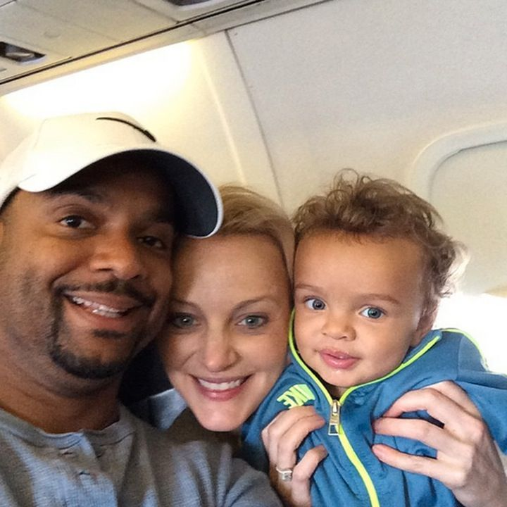 It's a Boy!: Alfonso Ribeiro and Wife Angela Unkrich Welcome Baby No. 2