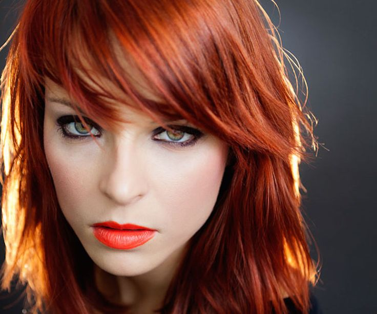 Red And Black Hair Dye Styles: 64 Best Images About RED HAIR COLORS On Pinterest