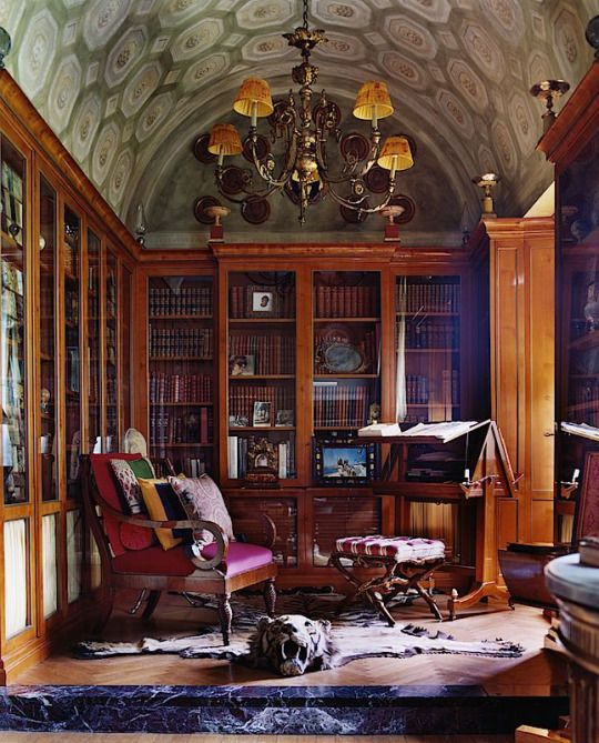 30 Classic Home Library Design Ideas Imposing Style: 29 Best Images About Designer: Piero Castellini On Pinterest
