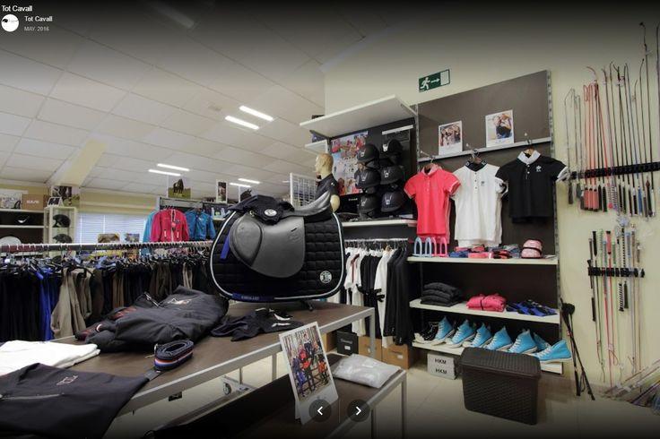 Tienda #hipica #equitacion #ecuestre #monturas #ropa para #jinetes #amazonas #alimentacion para #caballos