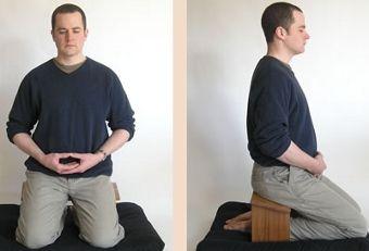 meditation- I would like to get one of those seats.
