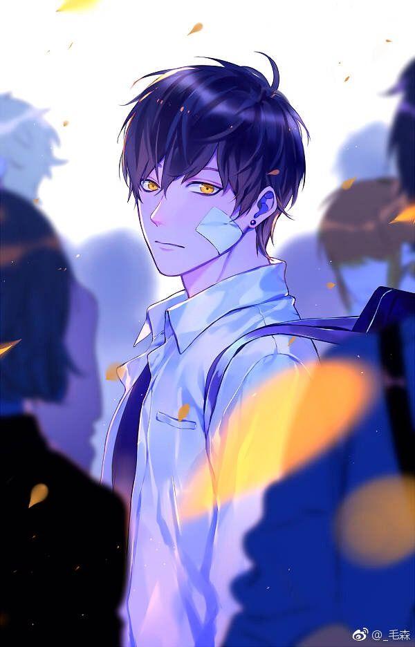 anime boy 2019: Tớ Bỏ Quên Anh ấy Ai. Nhặt Giúp Với