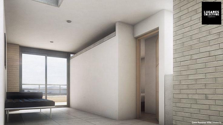 https://flic.kr/p/NRGXw4 | Casa Ramírez Villa | Diseño: Lugares Colectivos Arquitectos