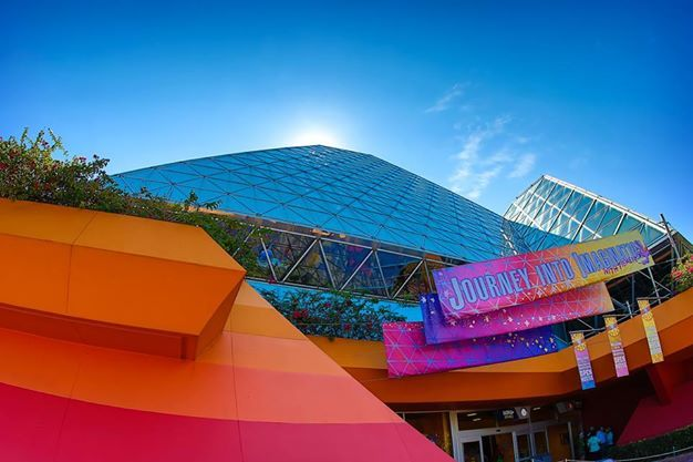 Epcot - See the World of yesterday and today