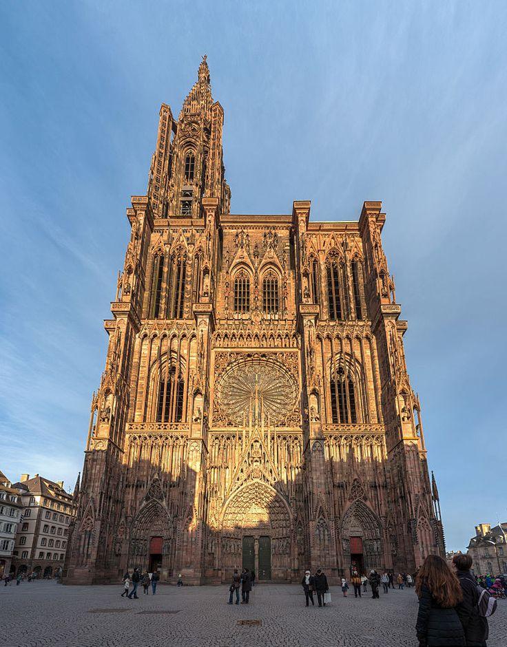Strasbourg Cathedral - Strasbourg, Alsace, France