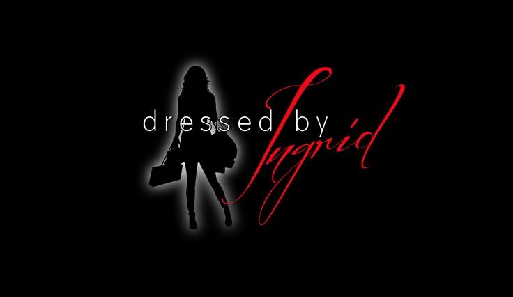 Logo voor een styliste