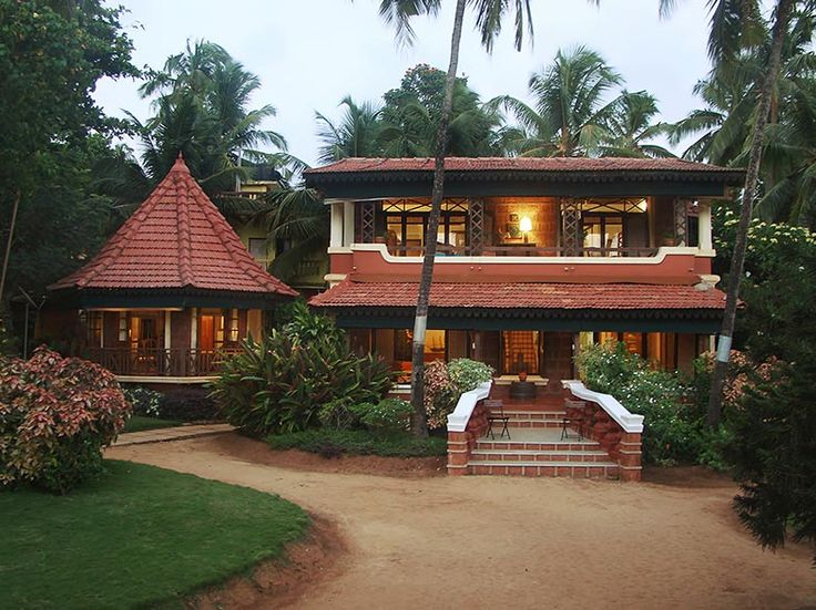 Rockheart Villa / Candolim, North Goa, Goa, India
