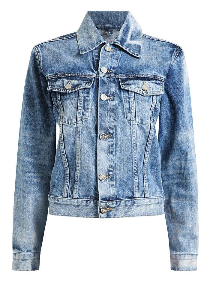 Sommarens 12 snyggaste jeansjackor
