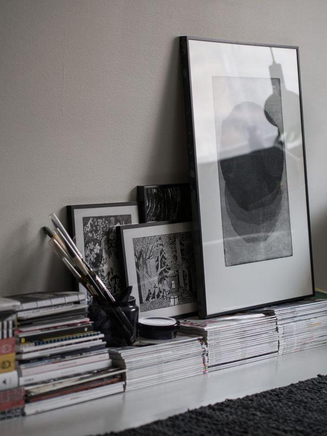 art magazines moomin