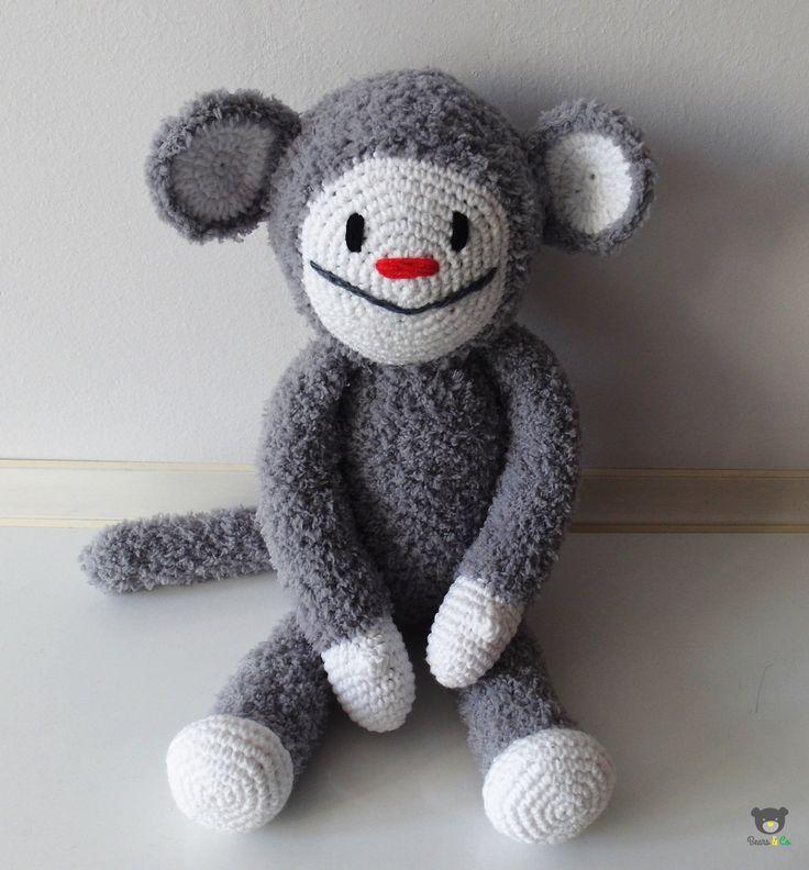 crochet Monkey Bears & CO.