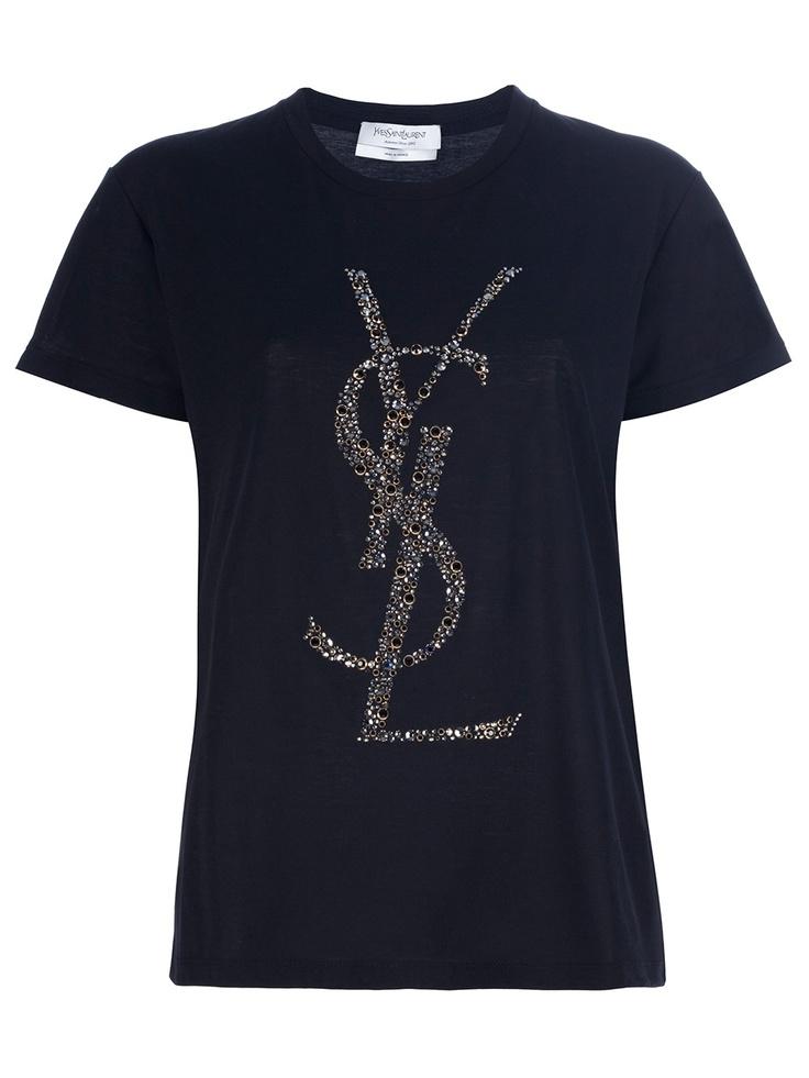 13 best cool vw merchandise images on pinterest for Yves saint laurent logo shirt