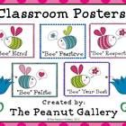 FREE! This freebie includes 5 positive message posters with a cute bee theme.Bees Kind, Bees Positive, Posters Include, Positive Messages, Messages Posters, Bees Theme, Freebies Include, Pay Teachers, Free Thy Freebies