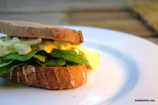Tarragon Shallot Egg Salad Sandwiches Recipe — Dishmaps