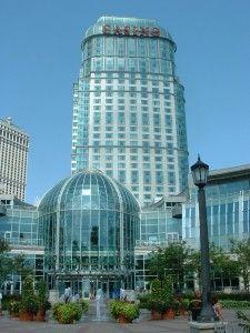Fallsview Casino, Niagara Falls Canada http://www.torontonicity.com/2012/04/07/things-to-do-in-niagara-falls-ontario/