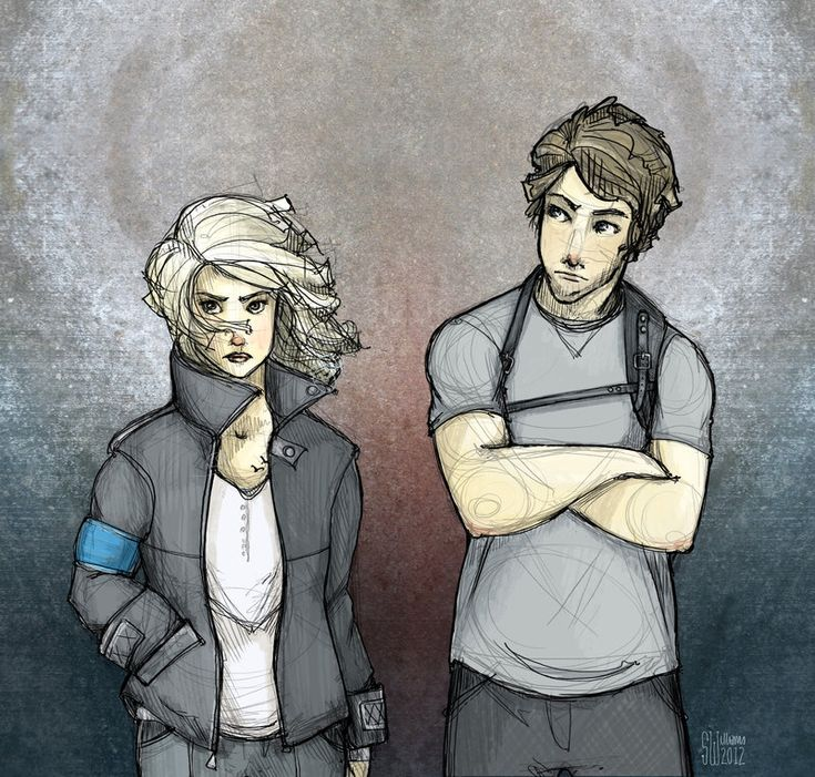 Insurgent - We Have War Inside Us by =leabharlann on deviantART http://leabharlann.deviantart.com/