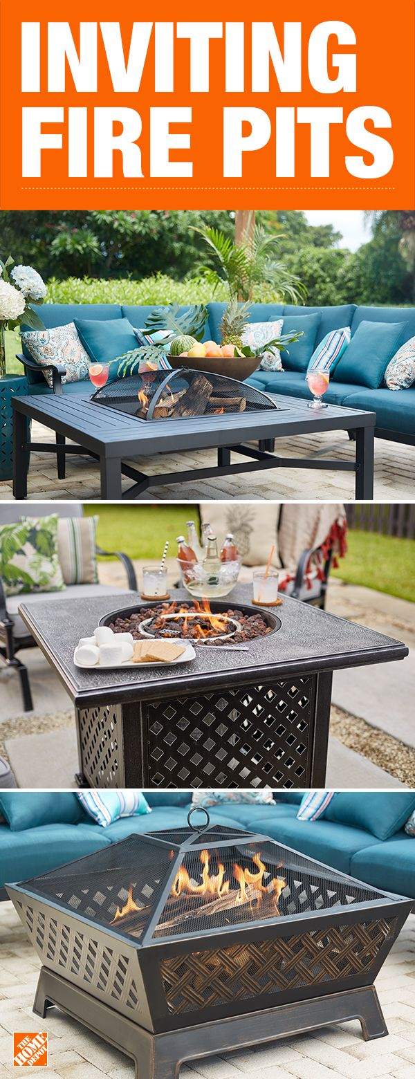 No Matter If You Have One Acre Or One Small Courtyard, You Can Enjoy The  Warmth And Ambiance Of An Inviting Fire Pit. Choose The Style You Prefer  And Then ...