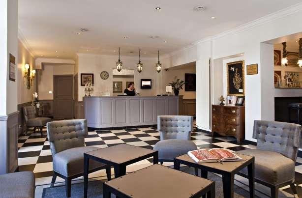 Sehr nettes Design Hotel in Straßburg Hotel villa d'Est | Offizielle Seite