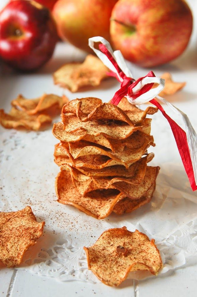Muista syödä välillä: Rapeat omenalastut