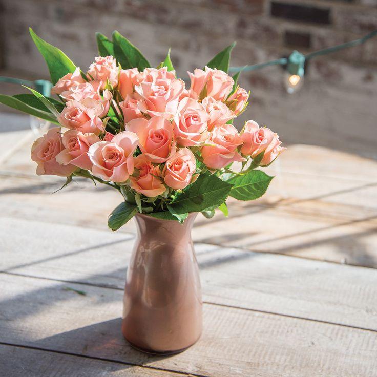 Rose Gold Vibe Vase