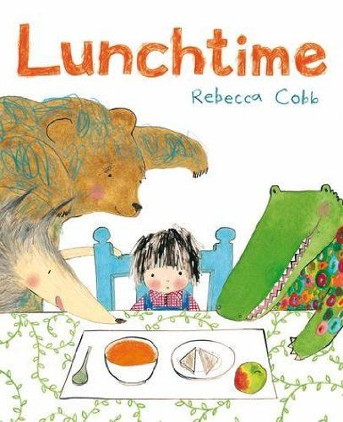 Lunchtime: Amazon.co.uk: Rebecca Cobb: Books