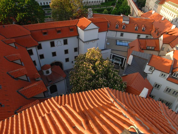 The Augustine Hotel in Prague, Czech Republic, among others. #Travel